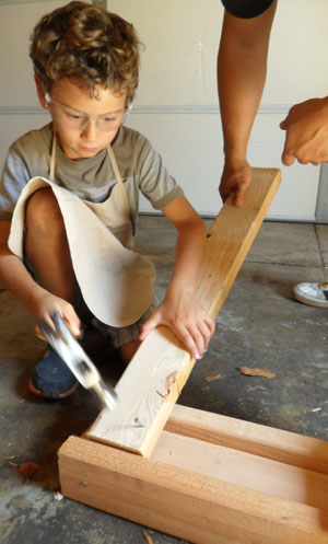 Teach Your Kids to Use Tools