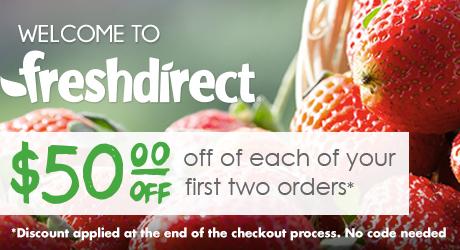 FreshDirect Invitation