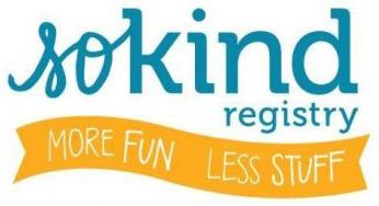 SoKind Registry - More fun, less stuff!
